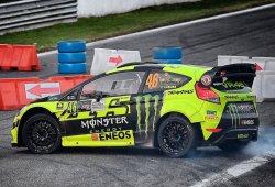 Valentino Rossi gana su quinto Monza Rally Show