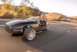 Vanderhall Venice: el tres ruedas más asequible del fabricante estadounidense