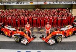 Vettel describe los defectos del Ferrari de 2016