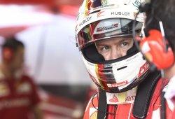 """Vettel: """"Kimi y yo tenemos contrato con Ferrari, debería estar claro"""""""