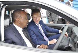 Volkswagen arranca la producción en Kenia