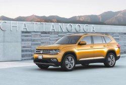 Volkswagen Atlas: el nuevo SUV de 7 plazas puede dar el salto a Europa