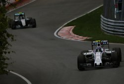 Williams, dispuesto a negociar la marcha de Bottas a Mercedes