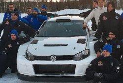 El epitafio del recién nacido Volkswagen Polo R WRC 2017