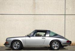 Zelectric Motors Z911: Ya existe el Porsche 911 clásico eléctrico