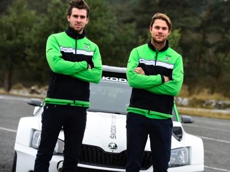 Mikkelsen, piloto de Skoda a la espera del Polo R WRC 2017