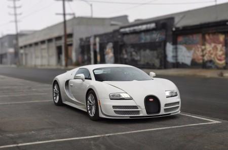 El último Bugatti Veyron de carrocería coupé fabricado busca nuevo propietario