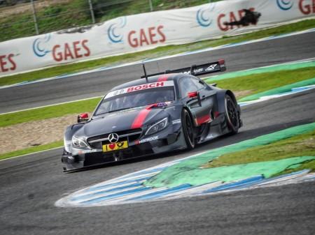 El DTM pone fin a su test en el Circuito de Jerez
