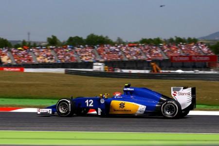 """Ericsson: """"He encontrado lo que necesito para ser rápido"""""""