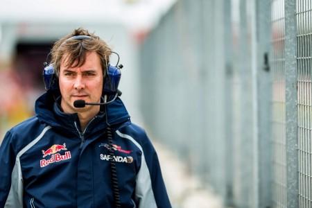 """James Key: """"Llevamos 14 meses desarrollando el Toro Rosso"""""""