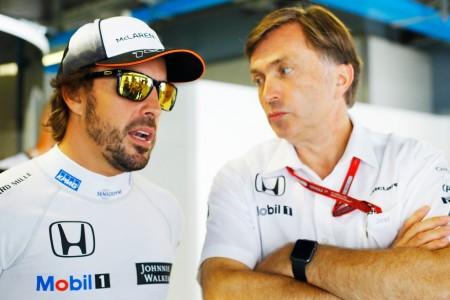 Jost Capito, oficialmente fuera de McLaren