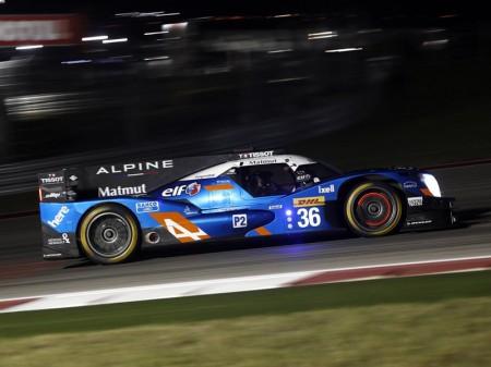 Lapierre defenderá su título de LMP2 con Signatech Alpine