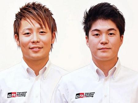 Toyota sigue moldeando a sus jóvenes pilotos en el WRC