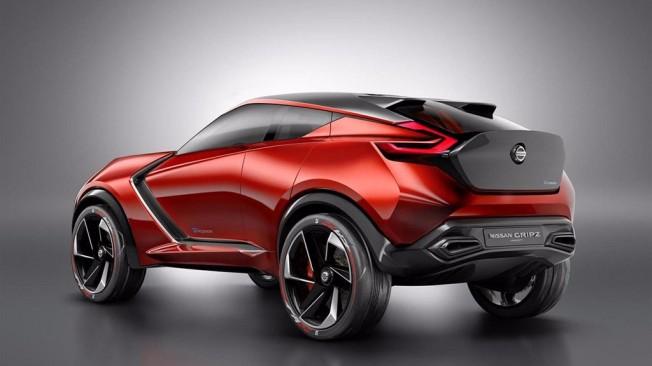 Nissan Gripz Concept - posterior