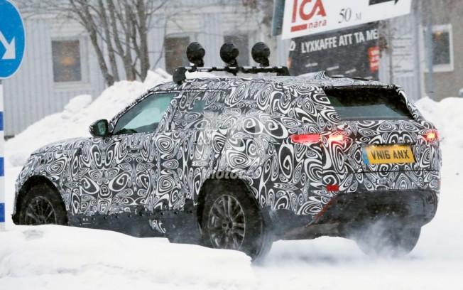 Range Rover Sport Coupé 2018 -