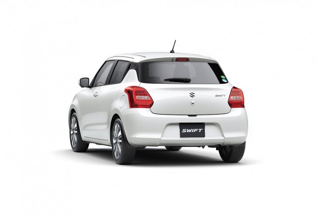 Suzuki Swift 2017 - Japón