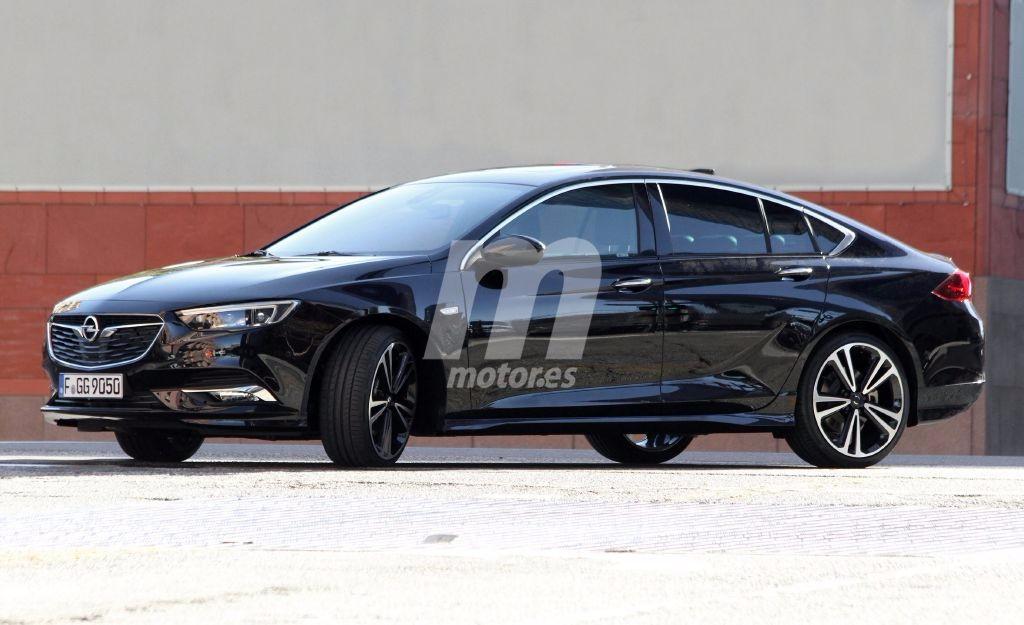 Al descubierto el nuevo Opel Insignia Grand Sport 2017