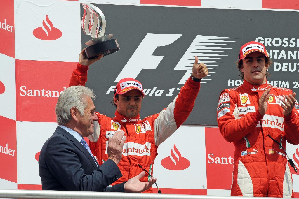 """El famoso """"Alonso is faster than you"""" cambió a Massa, reconoce Smedley"""