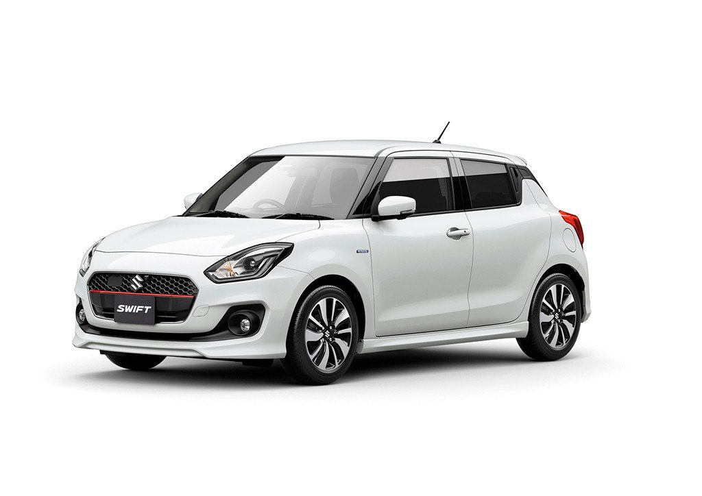 2017 - [Suzuki] Swift III - Page 4 Suzuki-swift-2017-japon-201632787_5