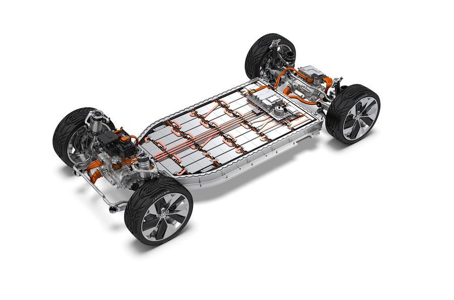 Todo lo que sabemos del primer eléctrico de Jaguar