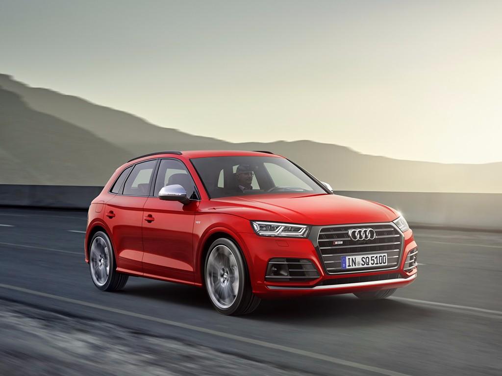 Audi SQ5 2017: estreno mundial en Detroit para la versión deportiva del SUV alemán