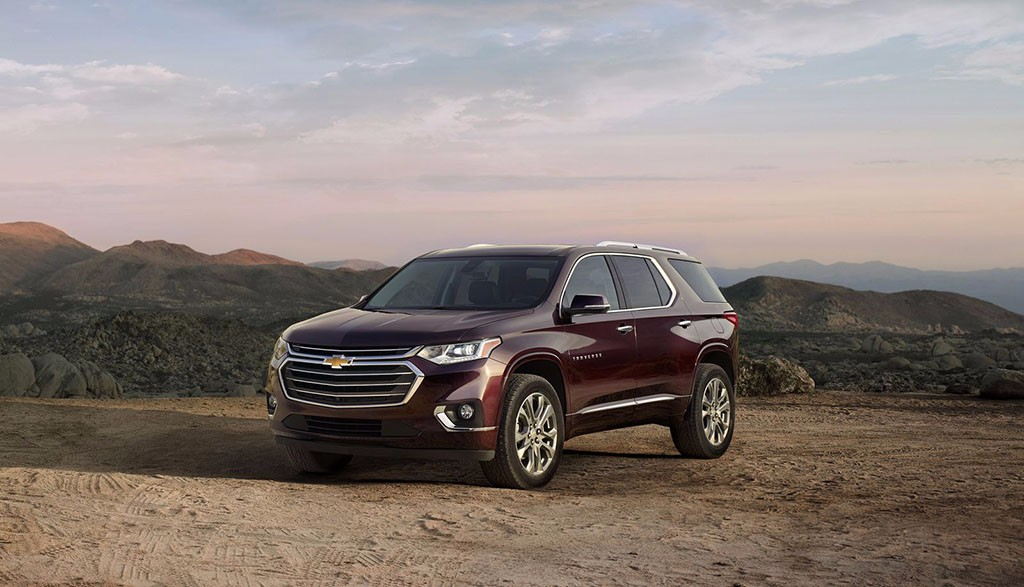 Chevrolet Traverse 2018: más grande, avanzado y tecnológico