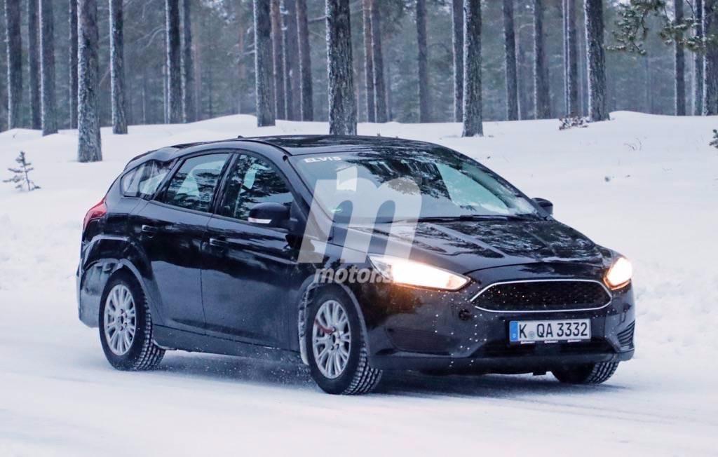 Ford Focus SportBreak 2018: te mostramos sus primeras fotos espía
