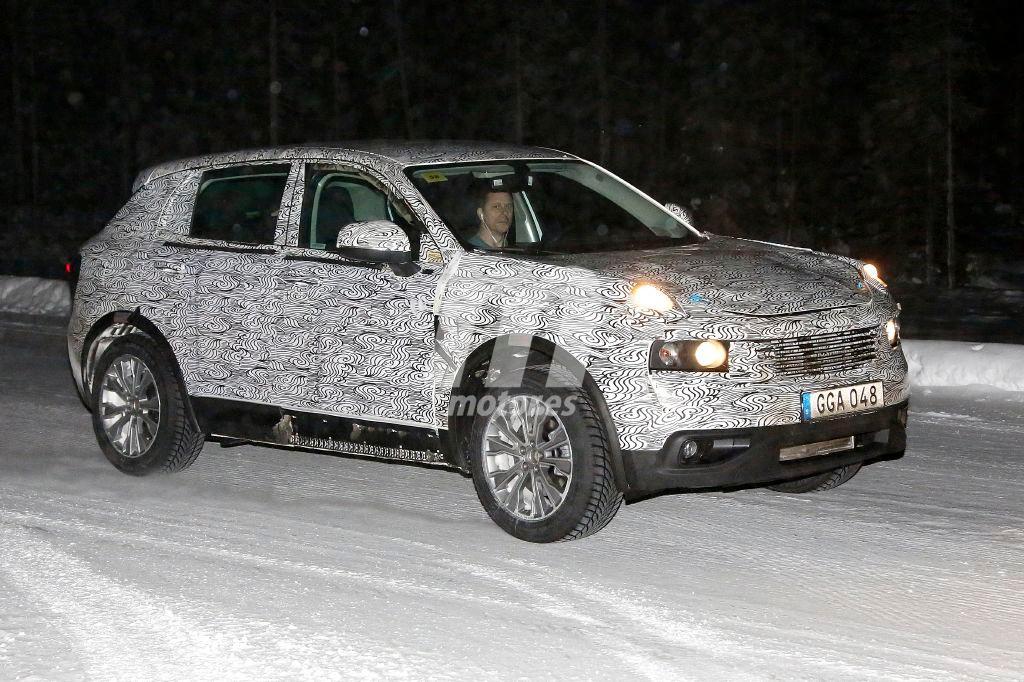 Lynk & Co 01: cazamos el nuevo SUV de Geely para China desarrollado por Volvo