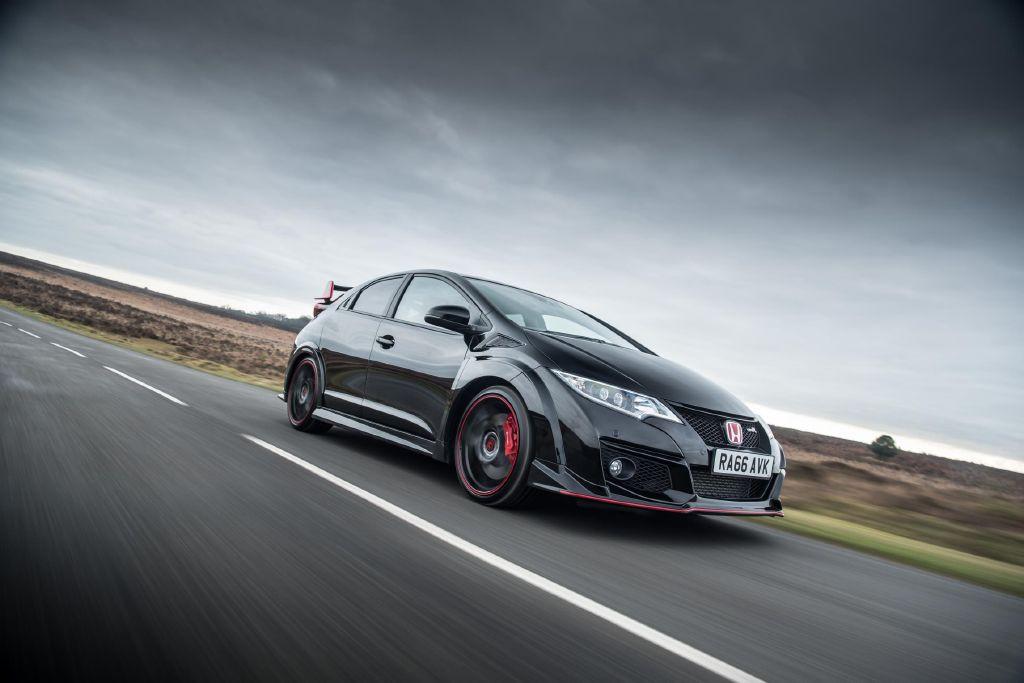 Honda Civic Type-R Black Edition: El Type-R se despide con edición limitada