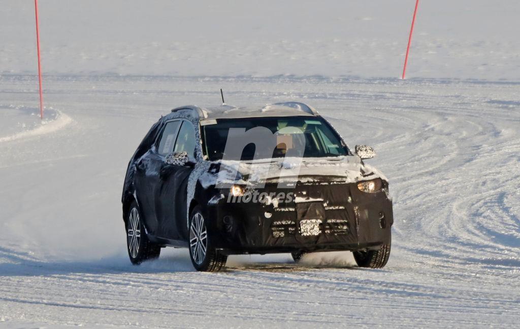 KIA Stonic 2018: Las primeras fotos espía del nuevo crossover
