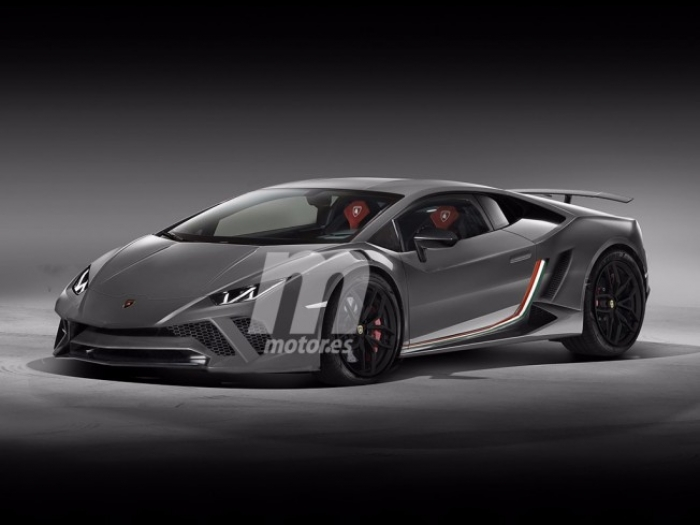Oficial: El Huracán Performante será el Lamborghini más rápido y estará en Ginebra 2017