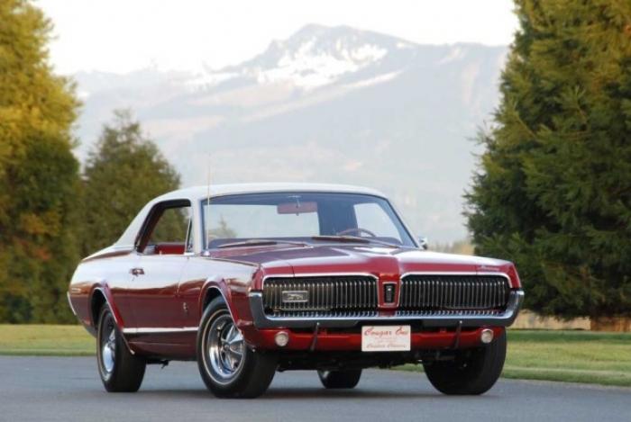 Mercury Cougar: 50º aniversario del otro Mustang de Ford