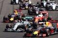 Mayor libertad para el contacto en Fórmula 1 por reglamento