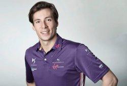 Alex Lynn, piloto reserva de DS Virgin en la Fórmula E