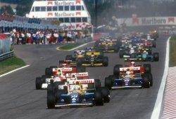 """Alonso compara la actual F1 con los """"aburridos"""" tiempos de Senna y Prost"""