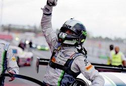 Andy Soucek es 'Bentley Boy' por tercer año consecutivo