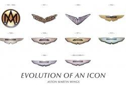 Aston Martin, ¿Están pensando en eliminar las célebres alas de su emblema?