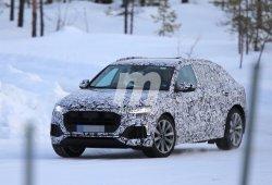 Audi Q8 2018: el nuevo SUV alemán al detalle en estas fotos espía