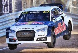 Audi Sport anuncia su equipo oficial en el World Rallycross