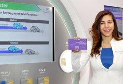 Baterías de carga rápida de la mano de Samsung