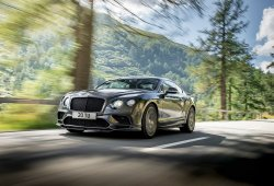 Bentley Continental Supersports: la bestia más letal y agresiva creada en Crewe