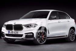 Primer vistazo al futuro BMW X8