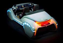 Bosch también muestra en el CES 2017 su visión del interior del coche «del mañana»