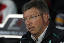 """Ross Brawn pide """"un plan"""" para la Fórmula 1 y motores más viables"""