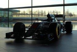 El McLaren MP4-32 también pasa los crash test de la FIA