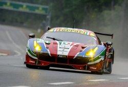 Cuatro serán los Ferrari 488 GTE fijos en el WEC 2017
