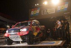 Dakar 2017: Ceremonia de salida en Asunción