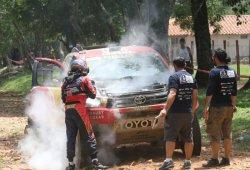 Dakar 2017, etapa 1: Victoria y fallo de motor para Al-Attiyah