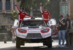 Dakar 2017, etapa 1: Poco kilometraje, pero sin errores