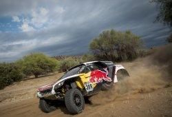 Dakar 2017, etapa 11: Loeb no puede con Peterhansel